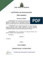 Ley de Policía y Convivencia Ciudadana (09)