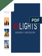 Brochure Axlights 2015