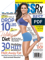 Fitness Rx for Women - December 2013
