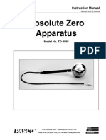 Absolute Zero Sphere Manual TD 8595