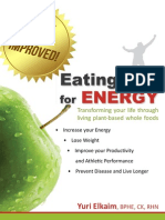 Eating for Energy NEW