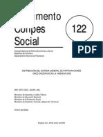 2009 - CONPES 122