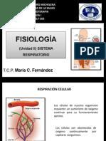 fisiologia respiratorio
