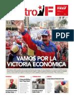 Cuatro f Edición 22 Periódico del PSUV.