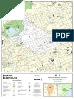 Mapa de Zoneamento do Bairro Bigorrilho