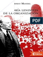 La Teoria Leninista de La Organ - Ernest Mandel