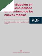 La investigación en periodismo politico