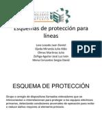 Esquemas de Proteccion de Lineas