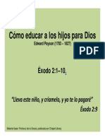 Como Educar a Los Hijos Para Dios