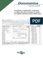 Uso do Calc - Libreoffice
