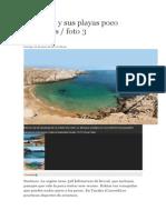 Arequipa y Sus Playas Poco Conocidas