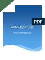 Normas ISO 30300 y 30301