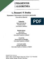 Brassard Bratley Fundamentals of Algorithmics ES (1)
