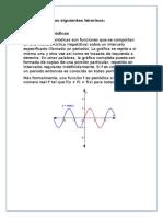definición de funciones periodicas