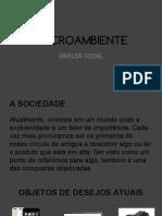 Macroambiente - Social