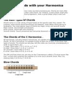 Harmonica Chords