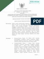 PKPU Nomor 5 Tahun 2015