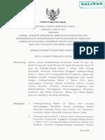 PKPU Nomor 6 Tahun 2015