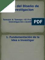 Del Diseño de Investigacion-Grupo 5-1