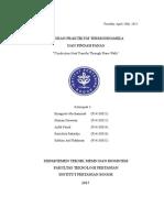 Laporan 6 Termodinamika dan Pindah Panas