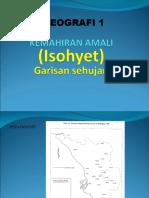 Peta Isohyet
