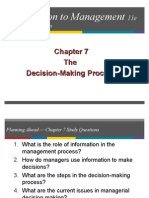 Ch07r_The Decision Making Process