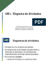 Aula 09 - UML - Diagrama de Atividades (Mod. Comportamental)