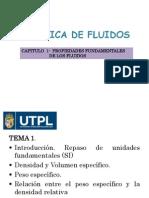 02 - Propiedades Fundamentales de Los Fluidos.