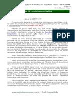 Aula 00 Legislação de Trânsito TODOS CARGOS Detran MT Marcos Girao