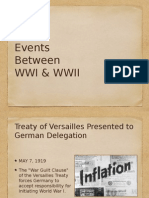 events between wwi wwii