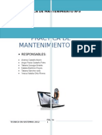 Practica Mantenimiento Pc 3