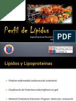 Clase 5 Lípidos quimica clinica
