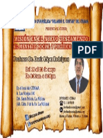CEMAA-FEOC – Afiche Informativo – 2do Módulo 2015