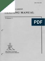 star fleet training manual