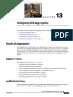 Config de Link Aggregation