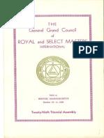 1966 29th Triennial Proceedings