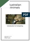 animals text monique jeacocke
