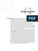 Data Mining- Outlier Analysis