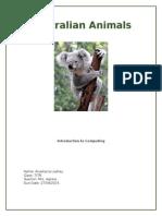 animals text anastacia leahey