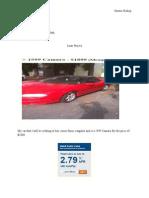 Camaro Payment