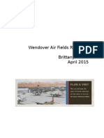 wendover air fields research design