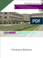 Information Brochure -2015-2017