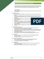 RAC EU Exam Content Outline