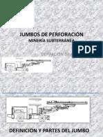 Jumbos de Perforacion_Conceptos Basicos