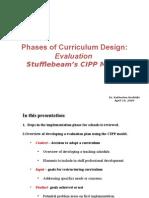 Curriculum Evaluation PPT - 5 minutes.ppt