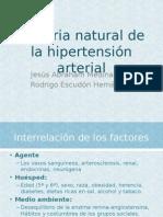Historia Natural de La Hipertensión Arterial