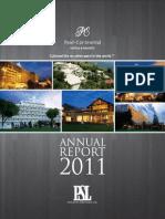 PSL Annual Report 30 June 2011