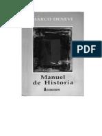 Marco Denevi - Manuel de Historia