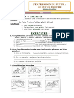Worksheets Elmentaire a1aire Secondaire Lyce Expression Crite Expression Orale Futur Simple 8725484953e8bf2fcb0108 48486566
