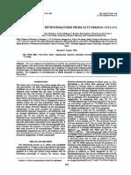 Two Prenylated Retrochalcones From Glycyrrhiza Inflata